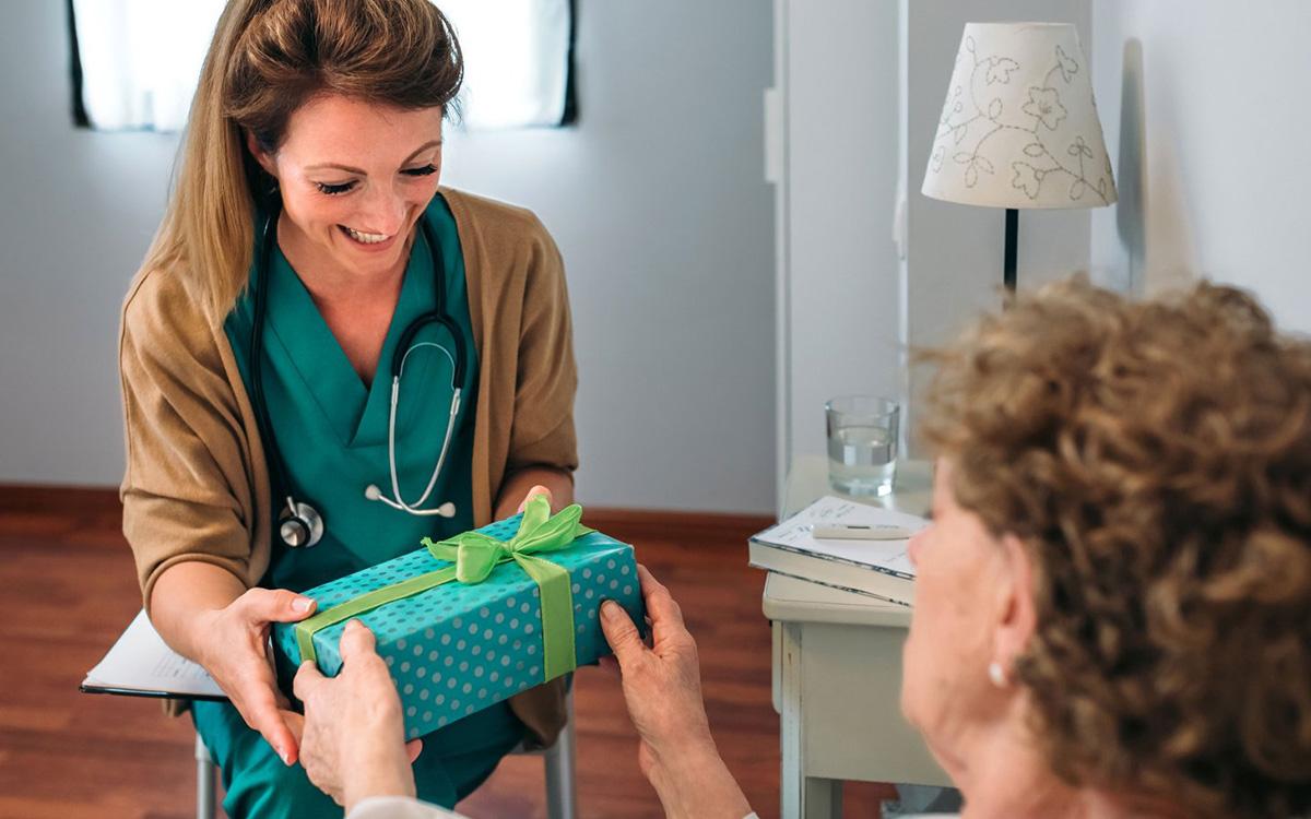 Jaki prezent dla lekarza kupić w ramach podziękowania? 1